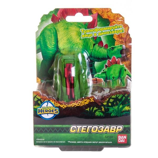 EggStars 84554 Яйцо-трансформер Стегозавр