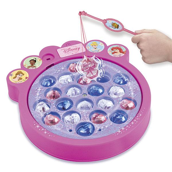 Spin Master 6037124 Настольная игра Поймай драгоценные камни Disney Принцессы настольная игра полесье игра поймай уточку для 4 х игроков 40558