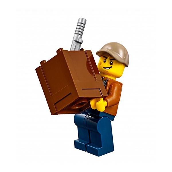 Lego City 60157 Конструктор Лего Город Набор Джунгли для начинающих