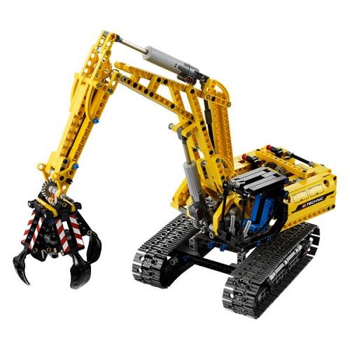 Конструктор Lego Technic 42006 Лего Техник Экскаватор