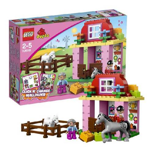 Lego Duplo 10500 Конюшня
