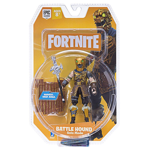 Fortnite FNT0071 Фигурка Battle Hound с аксессуарами