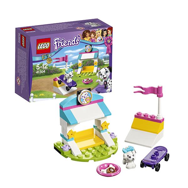 Lego Friends 41304 Лего Подружки Выставка щенков: Скейт-парк