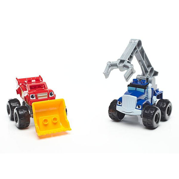 Mattel Mega Bloks DRX14 Мега Блокс Вспыш: монстр - траки с аксессуарами конструкторы mega bloks пиратский корабль