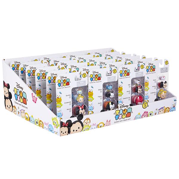 Tsum Tsum 980080 Фигурка коллекционная, упаковка из 3 шт