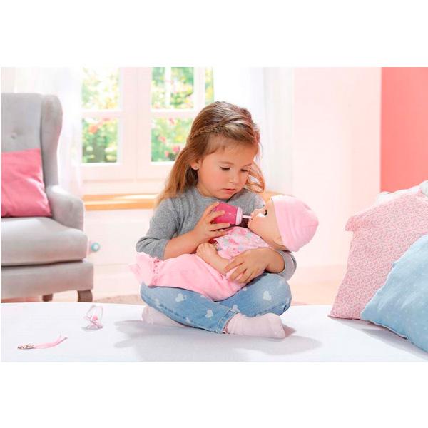 Zapf Creation Baby Annabell 794-821 Бэби Аннабель Кукла многофункциональная, 43 см