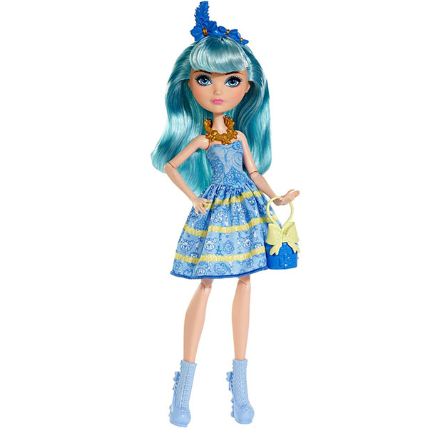 Mattel Ever After High DHM05 Блонди Локс кукла mattel ever after high серия именинный балл dhm03 розовая