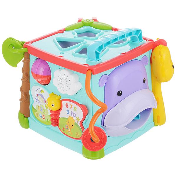 Mattel Fisher-Price GHT89 Фишер Прайс Большой музыкальный игровой куб