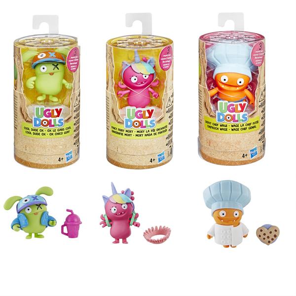Hasbro UGLY DOLLS E4520 Аглидоллз фигурка коллекционная