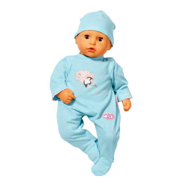 Zapf Creation my first Baby Annabell 791-554_1 Бэби Аннабель Пупс-мальчик, 36 см