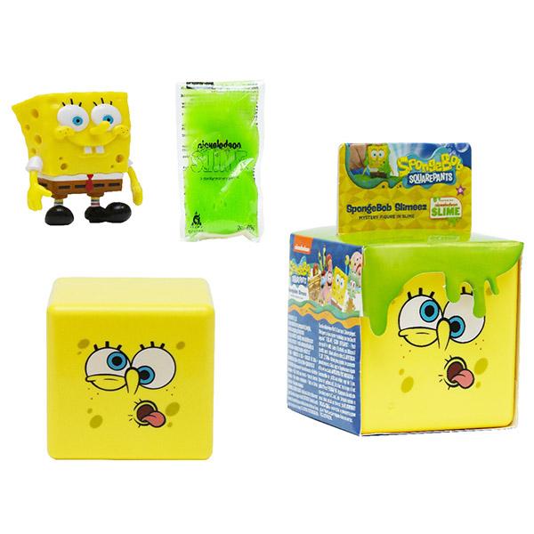 Фото - SpongeBob EU690200 Игровой набор со слизью (в ассортименте) полесье набор игрушек для песочницы 468 цвет в ассортименте