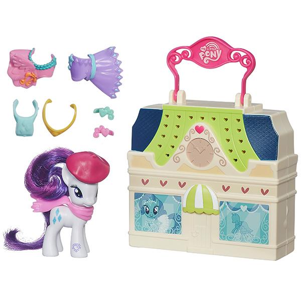 "Hasbro My Little Pony B3604_9 Май Литл Пони ""Мейнхеттен"" (в ассортименте)"