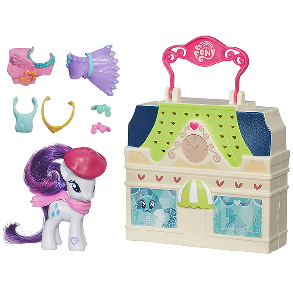 "Hasbro My Little Pony B3604_9 Май Литл Пони ""Мейнхеттен"" (в ассортименте)"