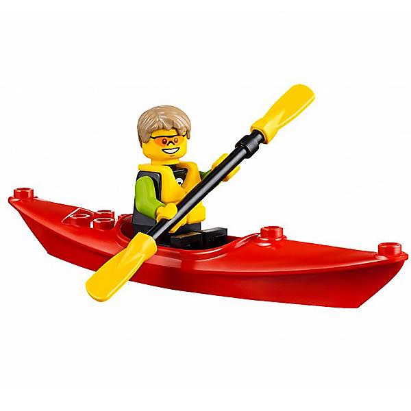 Lego City 60153 Конструктор Лего Город Отдых на пляже - жители LEGO CITY