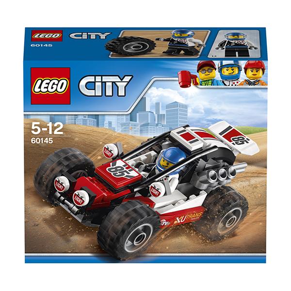 Lego City 60145 Конструктор Лего Город Багги