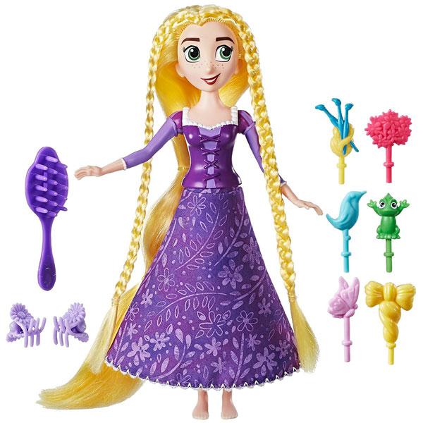 Hasbro Disney Princess C1748 Рапунцель классическая кукла с модной прической hasbro hasbro кукла disney princess рапунцель с модной прической