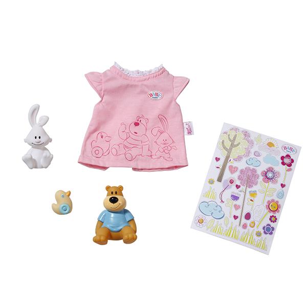 Zapf Creation Baby born 819-616 Бэби Борн Одежда и животные ид бурда сабрина беби вязание для малышей 1 2017