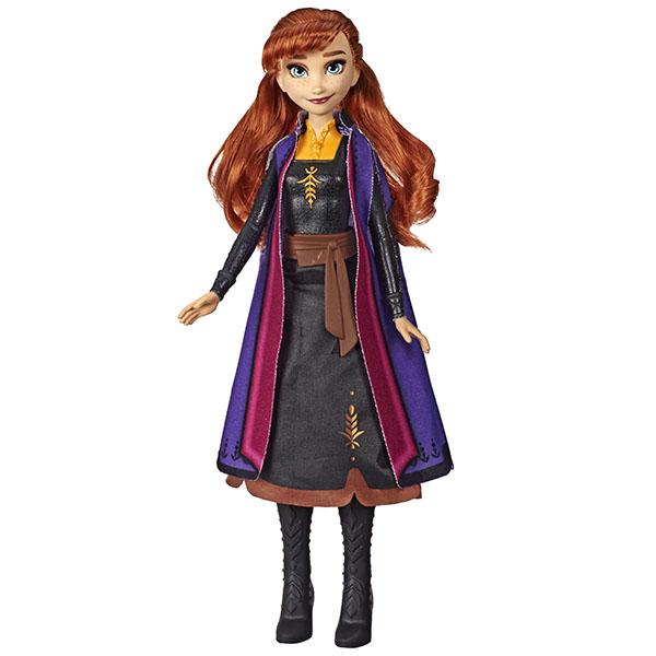 Hasbro Disney Princess E6952/E7001 ХОЛОДНОЕ СЕРДЦЕ 2 Анна в сверкающем платье