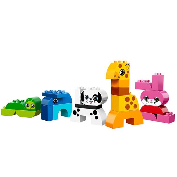 Лего Дупло 10573 Конструктор Веселые зверушки