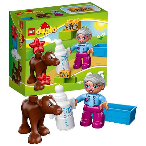 Конструктор Lego Duplo 10521 Лего Дупло Теленок