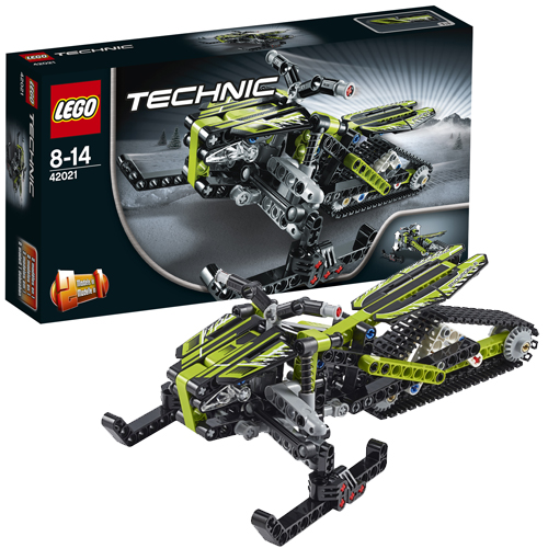 Lego Technic 42021 Снегоход