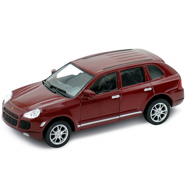 Welly 42348 Велли Модель машины 1:34-39 PORSCHE CAYENNE TURBO. игрушка welly porsche macan turbo