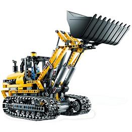 Лего Техник 8043 Конструктор Экскаватор с мотором