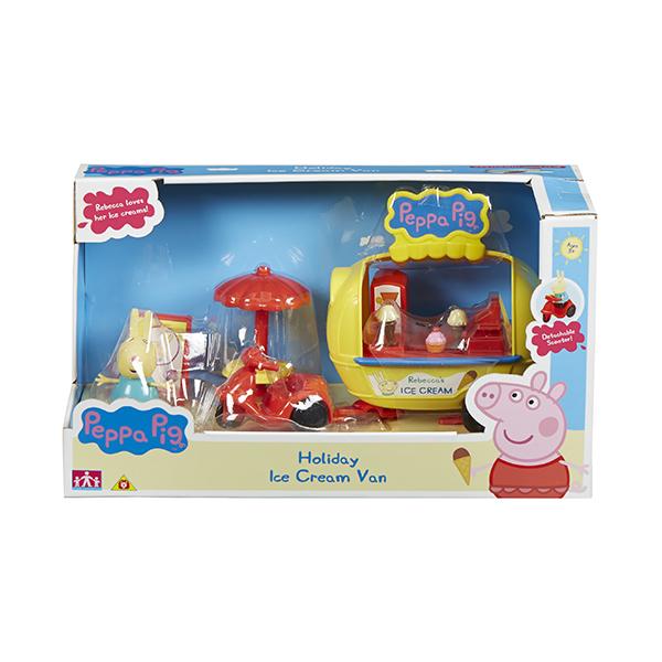 "Peppa Pig 30628 Свинка Пеппа Игровой набор ""Кафе-мороженое Ребекки"""