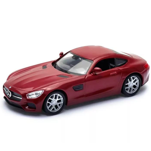Welly 43705 Велли Модель машины 1:34-39 Mercedes-Benz AMG GT машина welly mercedes benz amg gt 43705