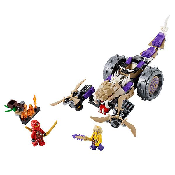 Lego Ninjago 70745 Конструктор Лего Ниндзяго Разрушитель клана Анакондрай