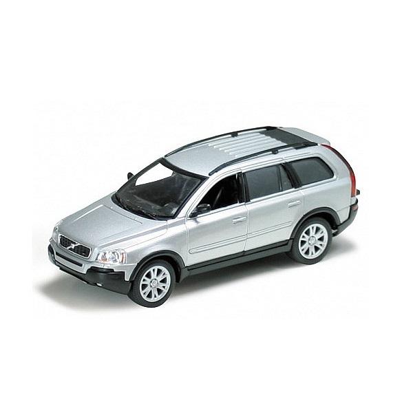 Welly 39884 Велли Модель машины 1:32 VOLVO XC90 welly модель машины 1 32 volvo xc90 бордо 39884