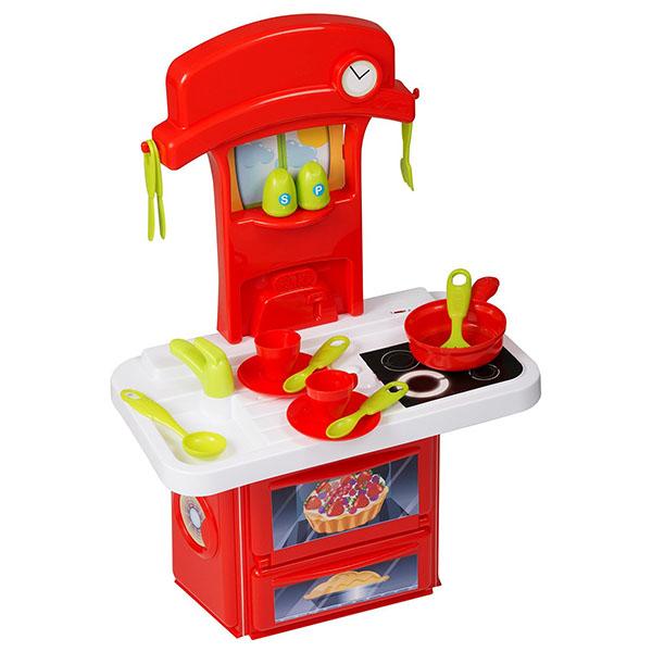 HTI 1684483 Маленькая кухня Smart игровые наборы профессия hti кассовый аппарат smart