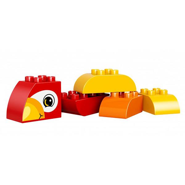 Lego Duplo 10852 Конструктор Лего Дупло Моя первая птичка