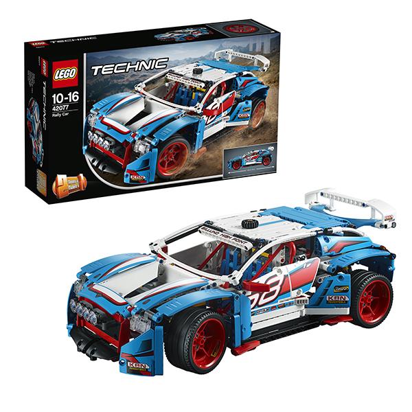 Lego Technic 42077 Лего Техник Гоночный автомобиль б у автомобиль в туле