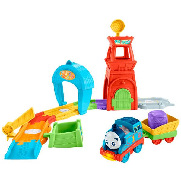 Mattel Thomas & Friends FKC82 Томас и друзья Набор Спасательная Башня Мой Первый Томас mattel thomas