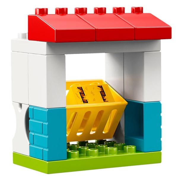 LEGO DUPLO 10868 Конструктор ЛЕГО ДУПЛО Конюшня на ферме