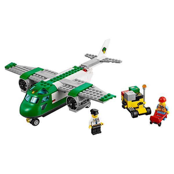 Lego City 60101 Конструктор Лего Город Грузовой самолет