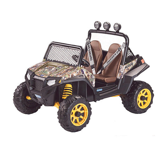Детский электромобиль Peg-Perego OD0076 Polaris RZR 900 camouflage