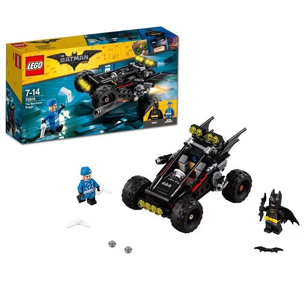 Lego Batman Movie 70918 Конструктор Лего Фильм Бэтмен: Пустынный багги Бэтмена lego batman movie блокнот бэтмен96 листов в линейку