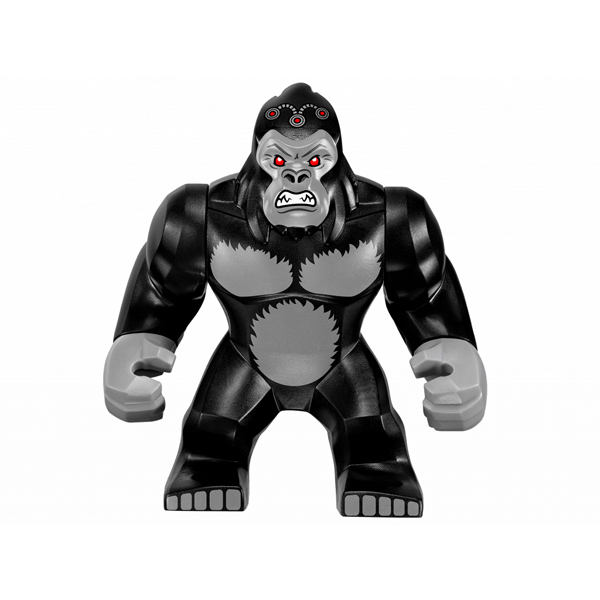 Lego Super Heroes 76026 Конструктор Лего Супер Герои Свирепость Гориллы Гродда