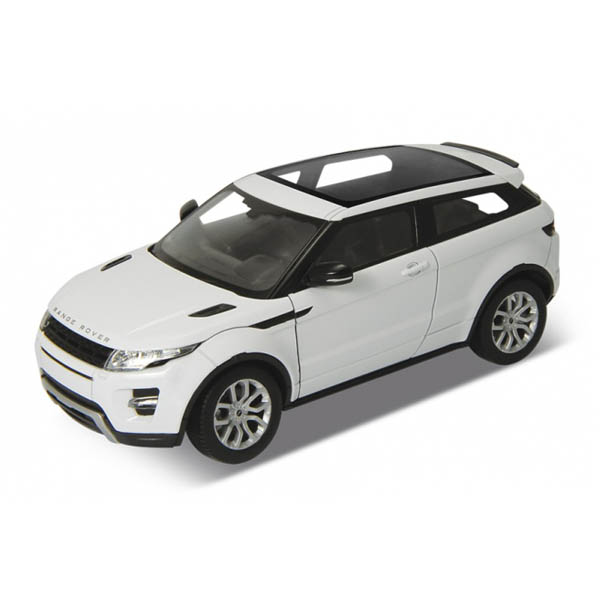 Welly 24021 Велли Модель машины 1:24 Range Rover Evoque pitstop модель автомобиля range rover evoque цвет белый