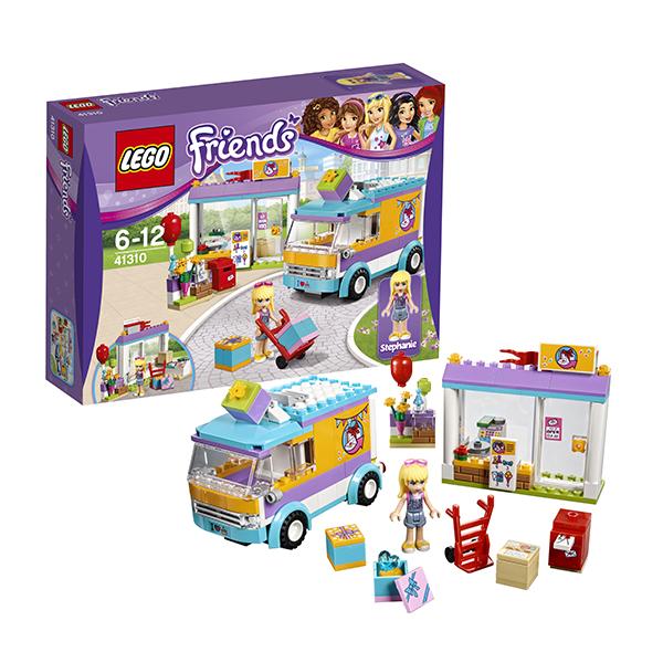 Lego Friends 41310 Лего Подружки Служба доставки подарков
