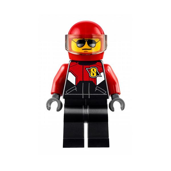 Lego City 60144 Конструктор Лего Город Гоночный самолёт