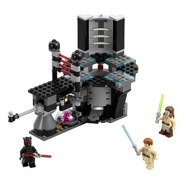 Lego Star Wars 75169 Лего Звездные Войны Дуэль на Набу