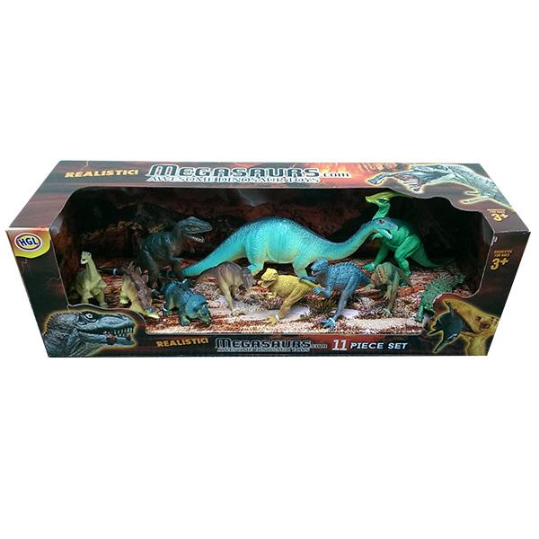 Megasaurs (HGL)