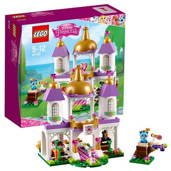 Lego Disney Princess 41142 Лего Принцессы Дисней Королевские питомцы: Замок lego lego disney princesses 41068 лего принцессы дисней праздник в замке эренделл