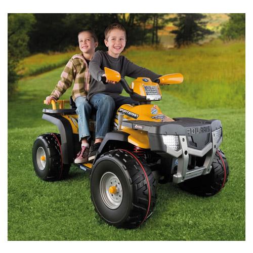 Детский электромобиль Peg-Perego OD05150_311 Polaris Sportsman 850