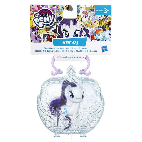 Hasbro My Little Pony B8952 Май Литл Пони в сумочке (в ассортименте)