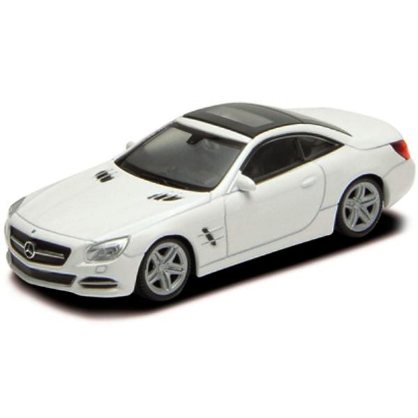 Welly 73152 Велли Модель машины 1:87 Mercedes-Benz SL500 welly 73152 велли модель машины 1 87 mercedes benz sl500