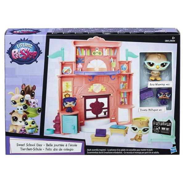 Hasbro Littlest Pet Shop B9344 Литлс Пет Шоп Игровой набор Дисплей для петов (в ассортименте)